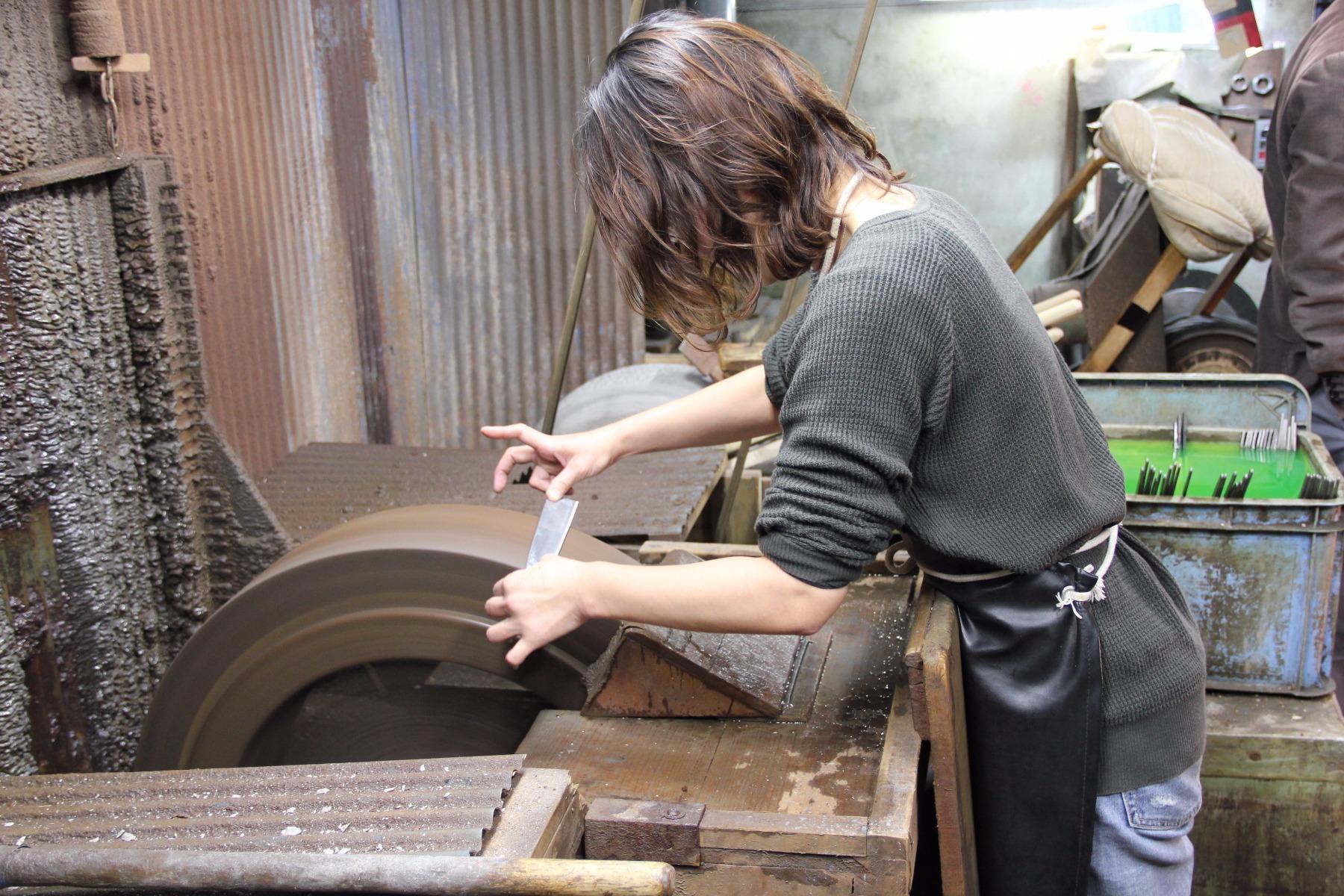 sharpening grit japanese knife