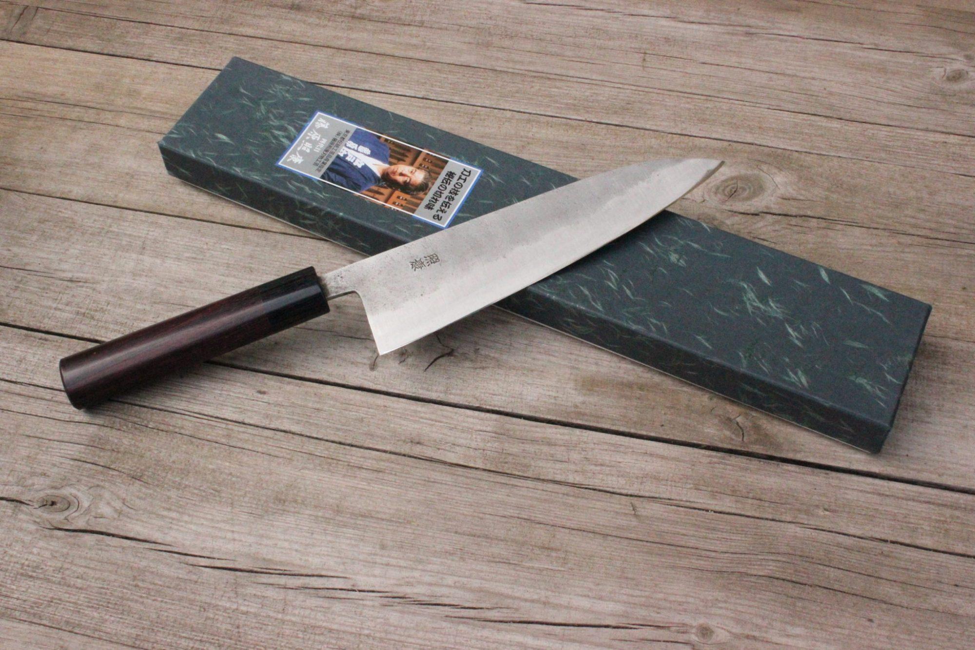 gyuto handmade japanese kitchen knives u0026 tools
