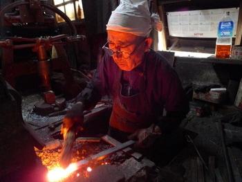 sakai takayuki blacksmith profile