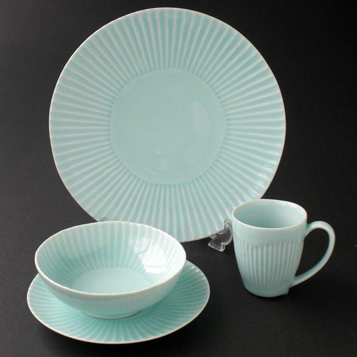 Japanese Porcelain Set Kitchen Plates