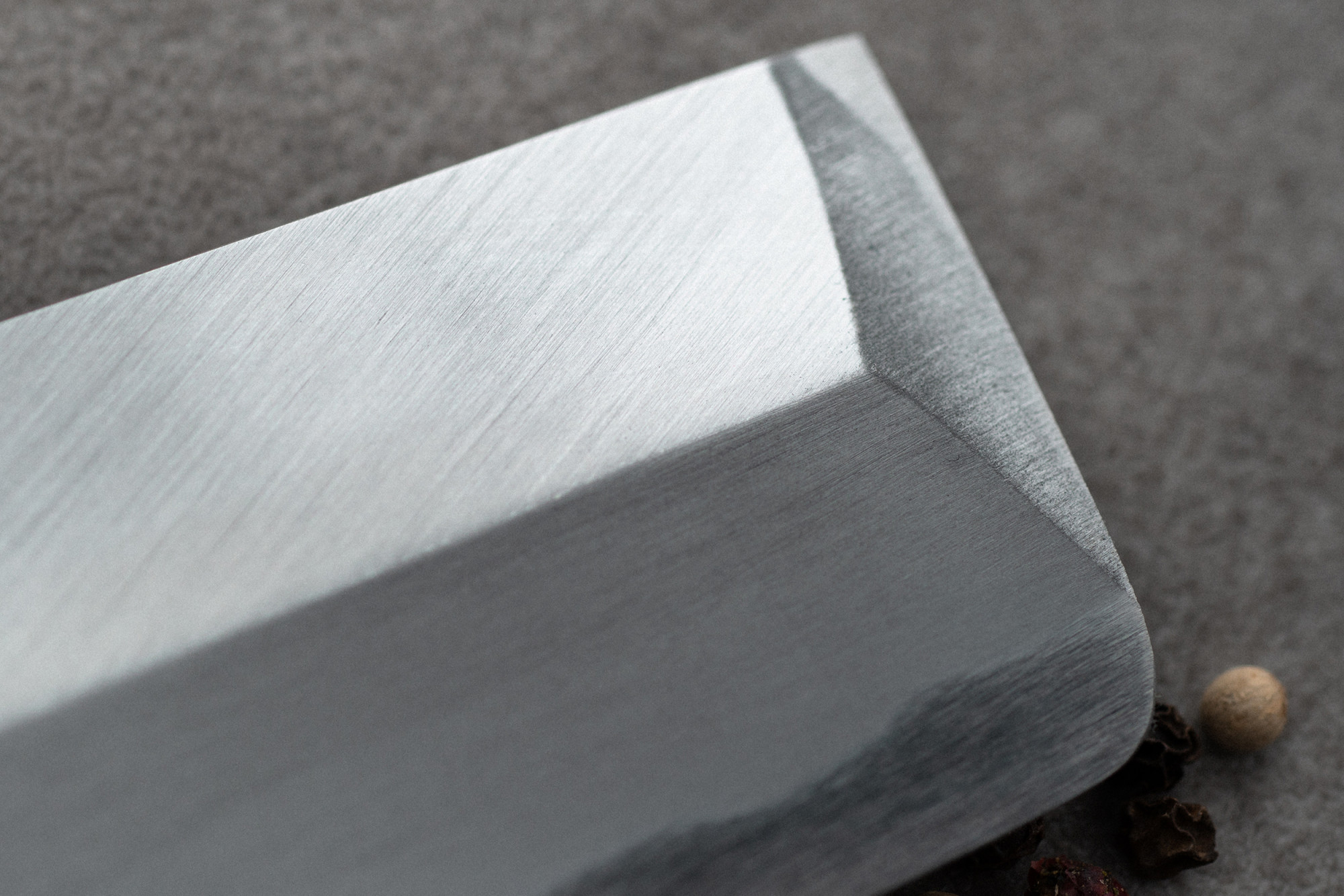 Sakai Takayuki Usuba 180mm Tokojou White Steel 2 japanese kitchen knives