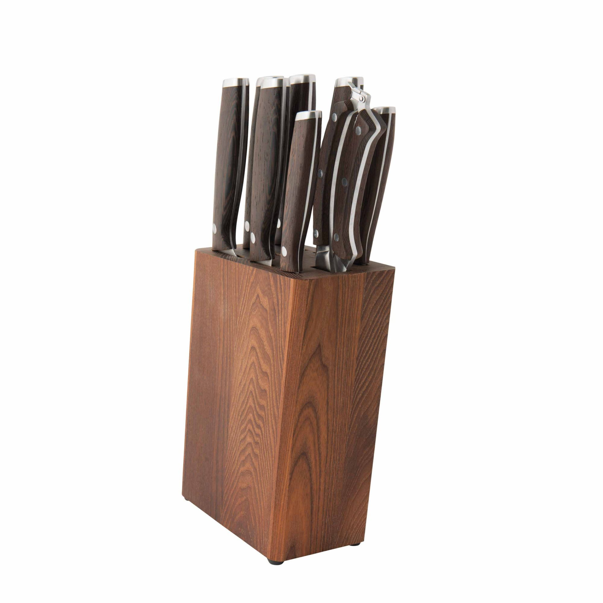 standard knife block non magnetic