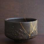 Premium Kintsugi Repair Kit Urushi Lacquer Real Gold From Japan, Kintsukuroi 3