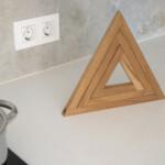 Wooden Triple Trivet Stand – Oak – Product video