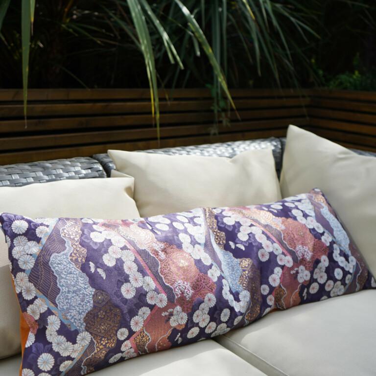 square kimono long outdoor luxury home accessories