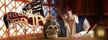 La cocina del pirata logo