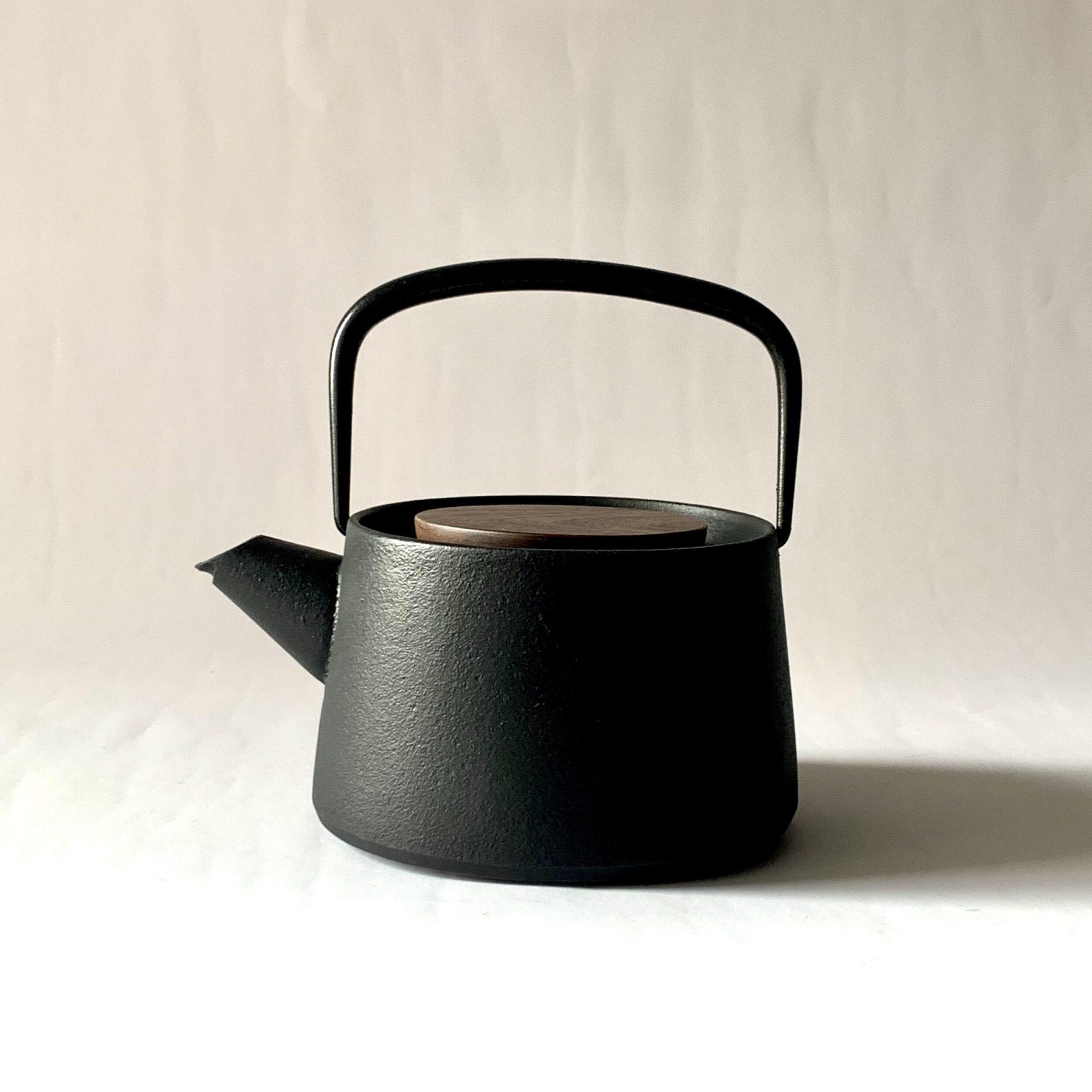 Tetu Nambu Cast Iron Teapot Makoto Koizumi