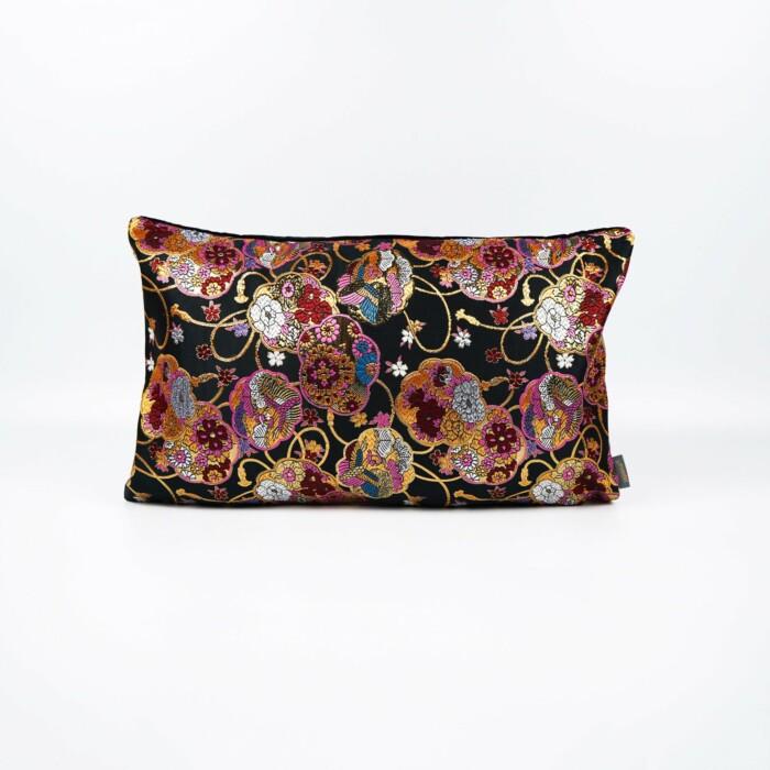 Obi pillow cushion cover on white background