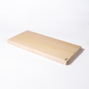 Aomori Hiba Kitchen Cutting Board - Wasabi x Japana - Large