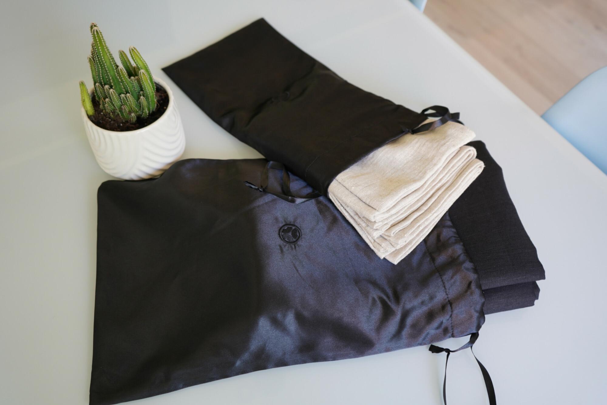 table linen RPET bags