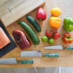 Knife purpose - Santoku Knife Set Olive Green