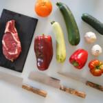 Messerzweck - Gyuto Messerset Naturbraun