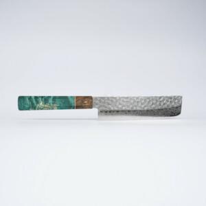 Sakai Kyuba - Gemüsemesser 16cm Die Nakiri - Olivgrün